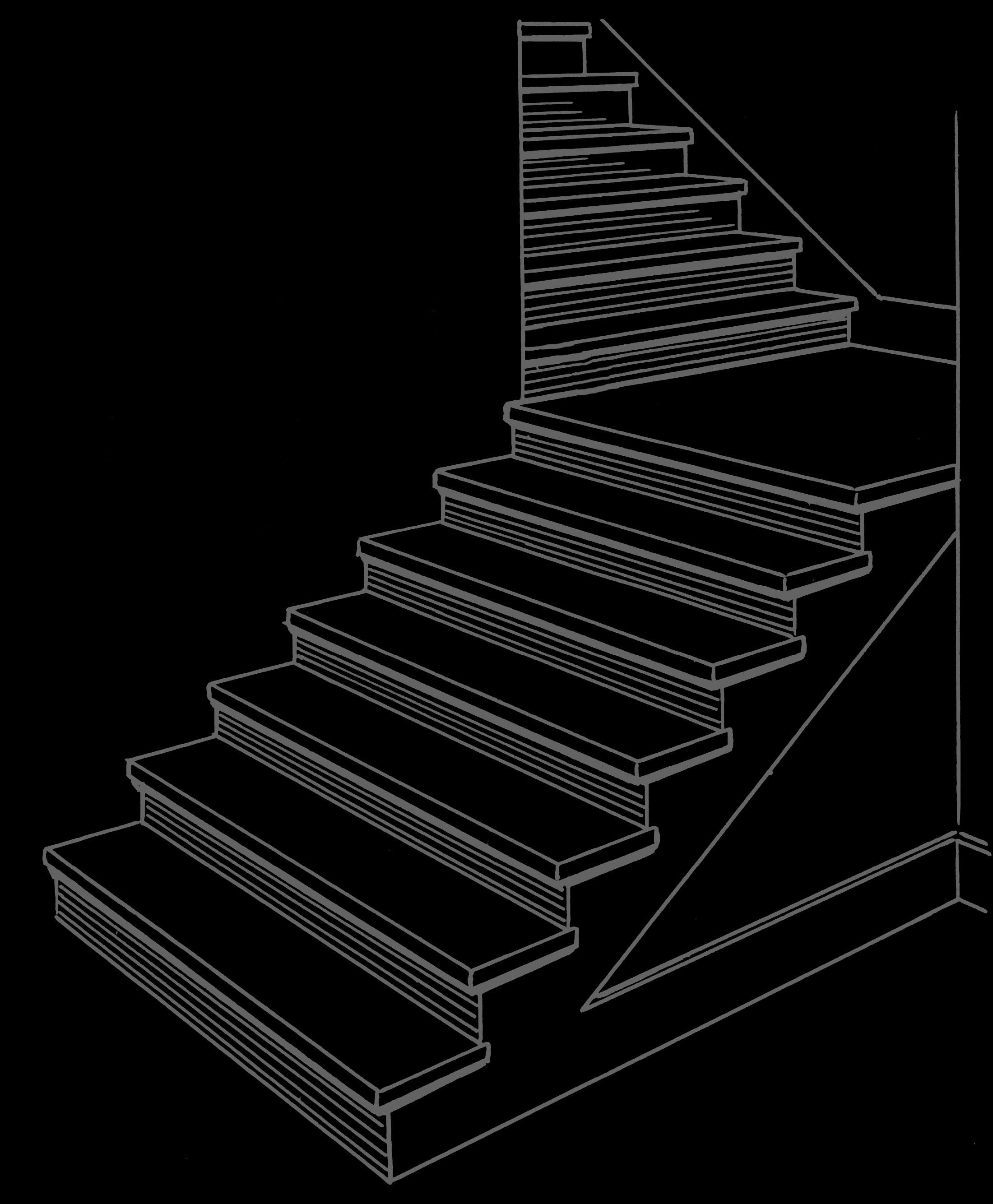 Producten bva trappen for Looplijn trap